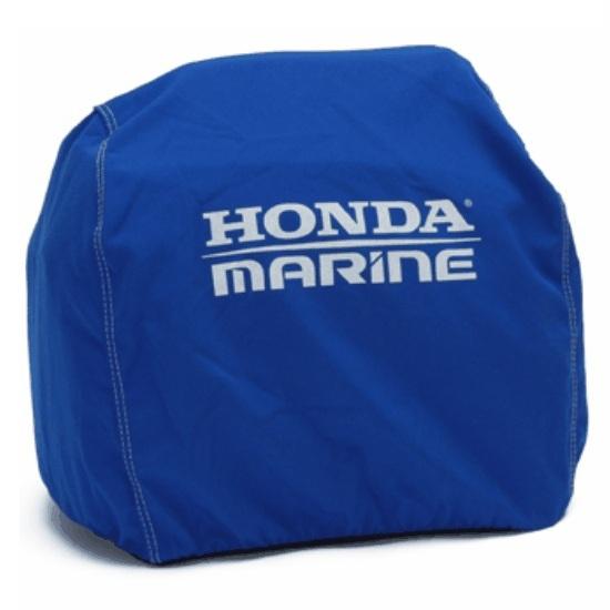 Чехол для генератора Honda EU10i Honda Marine синий в Кстовое