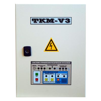 Автоматика ТКМ-V3 с ИУ3с + ПБ3-10 (EG5500) в Кстовое