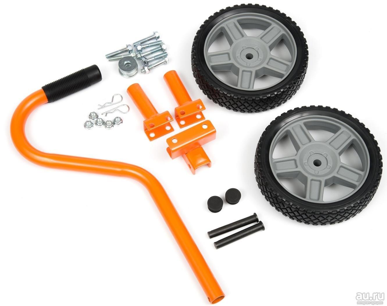 Комплект колес для генераторов ECT 7000 в Кстовое